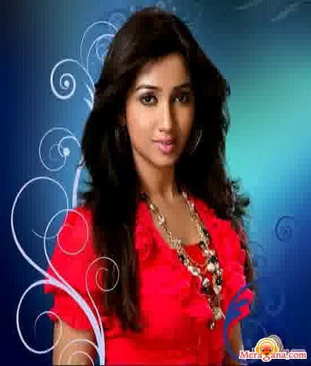 Poster of Shreya Ghoshal - (Bengali Modern Songs)